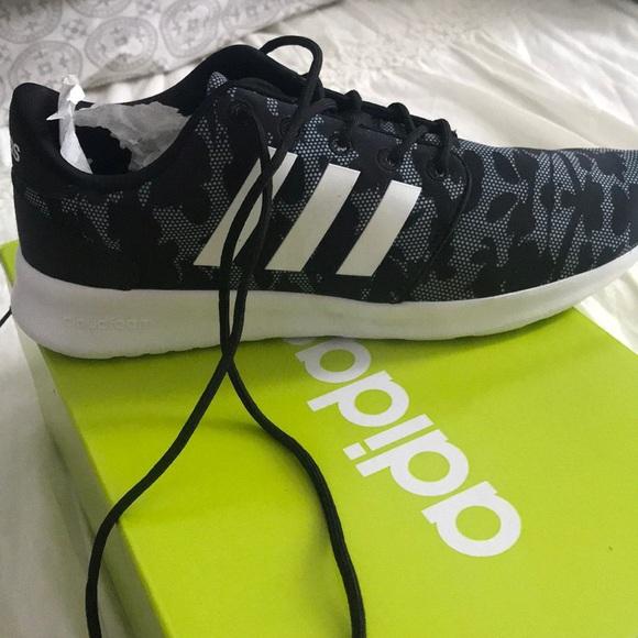 Women - Adidas Neo Cloudfoam QT Racer shoes